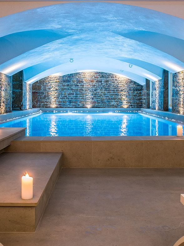 5 Star Hotel With Spa In Lyon
