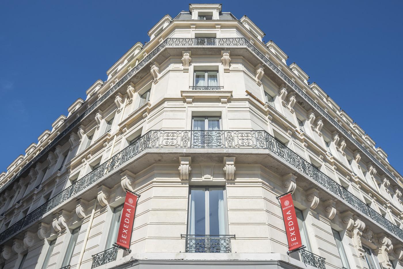 5 Star Hotel Lyon Boscolo Lyon